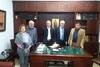 Πάτρα - Επίσκεψη του Προέδρου της Επιτροπής Στρατηγικού Σχεδιασμού της Τράπεζας Πειραιώς στον ΕΕΣΠ