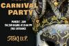 Carnival Party στο Στέκι της Εστίας Πανεπιστημίου Πατρών