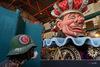 Έτοιμα να παρελάσουν τα άρματα του Πατρινού Καρναβαλιού 2019 - Δείτε φωτογραφίες