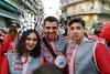 Ο Κώστας Κατσουράνης πήρε μέρος στο Πατρινό Καρναβάλι