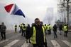Αλλάζει τακτική η Γαλλία - Μαζικές συλλήψεις στις συγκεντρώσεις των Κίτρινων Γιλέκων