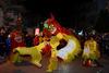 Ένα βίντεο από την απολαυστική εμφάνιση του Κινέζικου Δράκου στην Αγυιά της Πάτρας!