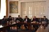 Σύσκεψη στο Δήμο Πατρέων για την αντιπυρική προστασία και τα μέτρα πρόληψης