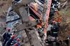 Εκτροχιάστηκε τρένο στην Κίνα - Έξι νεκροί (φωτο)