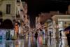 Ένας καθρέφτης ο πεζόδρομος της Αγίου Νικολάου! (φωτο)