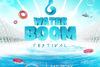 Waterboom Festival 2019 στο ΟΑΚΑ