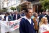 Πάτρα: Ολοκληρώθηκε η πορεία για την Εργατική Πρωτομαγιά