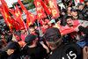 Τουρκία: Συλλήψεις διαδηλωτών στην Πλατεία Ταξίμ (φωτο)