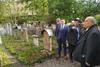 Ο Νίκος Βούτσης στην «εβραϊκή συνοικία» της Κρακοβίας