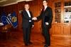Συνάντηση Πάνου Ρήγα με τον Πρέσβη του Καναδά (φωτο)