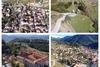 Καλάβρυτα - Εναέρια περιήγηση στην πανέμορφη κωμόπολη της Αχαΐας (video)