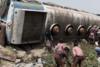 Νίγηρας: Τουλάχιστον 58 άνθρωποι απανθρακώθηκαν από έκρηξη βυτιοφόρου
