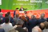 Φώφη Γεννηματά από την Πάτρα: 'Η χώρα χρειάζεται προοδευτικές λύσεις'