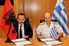 Υπεγράφη στρατιωτική συνεργασία Ελλάδας - Αλβανίας