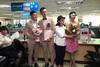 Έγιναν οι πρώτοι γάμοι ομοφυλόφιλων στην Ταϊβάν (φωτο)
