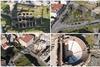 Δείτε πώς φαίνονται από ψηλά, το Ρωμαϊκό Ωδείο και Στάδιο της Πάτρας (video)