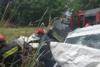 Ηλεία: Δύο νεκροί και ένας σοβαρά τραυματίας σε τροχαίο στο Παλούκι (pics+video)