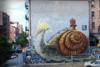 Ξεκινά η 8η τοιχογραφία από το Διεθνές Street Art Φεστιβάλ Πάτρας - ArtWalk