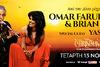 Omar Faruk Tekbilek & Brian Keane στο Christmas Theater