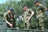 Επίσκεψη Γενικού Επιθεωρητή Στρατού στην Περιοχή Ευθύνης του Δ' ΣΣ (φωτο)