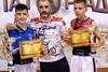 Χρυσά μετάλλια στη Θεσσαλονίκη για τους δύο Boxerinos της ΠΓΕ