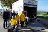 Συλλογή Ηλεκτρικών Συσκευών για Ανακύκλωση στονχώρο στάθμευσηςΚαλεντζιώτη
