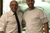 Ο πρόεδρος της Παναχαϊκής τα 'είπε' με τον Ρομπέρτο Κάρλος στη Μαδρίτη