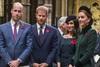Ο Harry και η Meghan διαχωρίζουν ξανά τη θέση τους από τον William και την Kate