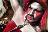 Drag show στο Patras Pride της πλατείας Όλγας με τον κόσμο να αποθεώνει!