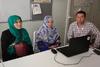 O Ε.Ε.Σ. βοηθά τη Marzia και τη μητέρα της να βρουν τo χαμένο της αδελφό