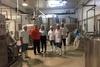Πάτρα: Η Ευσταθία Γιαννιά επισκέφθηκε την γαλακτοβιομηχανία 'Πρώτο'