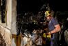Τρόμος από το ισχυρό σεισμό στην Καλιφόρνια - Πυρκαγιές, ζημιές και τραυματίες (φωτο+video)