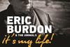 Eric Burdon and The Animals στο Ωδείο Ηρώδου Αττικού