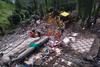 Μουσώνας σαρώνει τη νότια Ασία