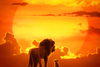 Προβολή Ταινίας 'The Lion King' στην Odeon Entertainment