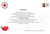 Τελετή Ανάμματος της 'Φλόγας της Αγάπης' στον Ελληνικό Ερυθρό Σταυρό