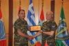 Επίσκεψη Αρχηγού ΓΕΣ στην Ι Μεραρχία Πεζικού και 1η Ταξιαρχία ΚΔ - ΑΛ (φωτο)