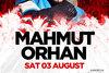 Mahmut Orhan at Bolivar Beach Bar