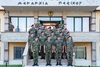 Επίσκεψη Αρχηγού ΓΕΣ στην Περιοχή Ευθύνης XVI- ΧΙΙ M/K ΜΠ και 50 Μ/Κ ΤΑΞ (φωτο)