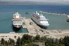 Στην ελίτ του τουρισμού κρουαζιέρας της χώρας το λιμάνι του Κατακόλου