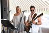 Ένα υπέροχο live με τους EY7A, δίπλα στη θάλασσα! (φωτο)