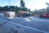 Κρήτη: Μία νεκρή και πέντε τραυματίες σε τροχαίο (φωτο)