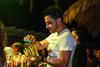 Aggelos Xiromeritis & Thanasis Salamalikis at Sao Beach Bar 08-08-19 Part 2/2