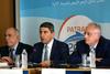 Αρχίζουν οι Μεσογειακοί Αγώνες της Πάτρας - Συνέντευξη Τύπου Αυγενάκη, ΔΕΜΑ και Ο.Ε.!
