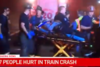 ΗΠΑ - Εκτροχιάστηκε τρένο στην Καλιφόρνια