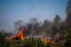 Σε εξέλιξη βρίσκεται πυρκαγιά στην Τρίπολη