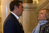 Συνάντηση Τσίπρα-Χίλαρι Κλίντον στην Ιταλία