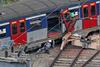 Εκτροχιάστηκε συρμός του μετρό στο Χονγκ Κονγκ (φωτο)