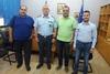 Πάτρα: Οι έμποροι επισκέφθηκαν την Διεύθυνση Αστυνομίας Αχαΐας