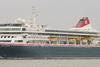 Στο λιμάνι της Πάτρας το κρουαζιερόπλοιο 'Braemar' (video)
